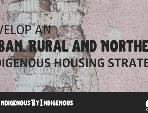An Urban, Rural and Northern Indigenous Housing Strategy