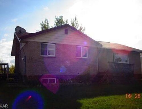 22 BECKER Road Hornepayne, Ontario