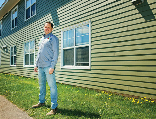 Meet the CPA fighting for Indigenous housing